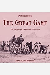 The Great Game: The Struggle for Empire in Central Asia Audio CD