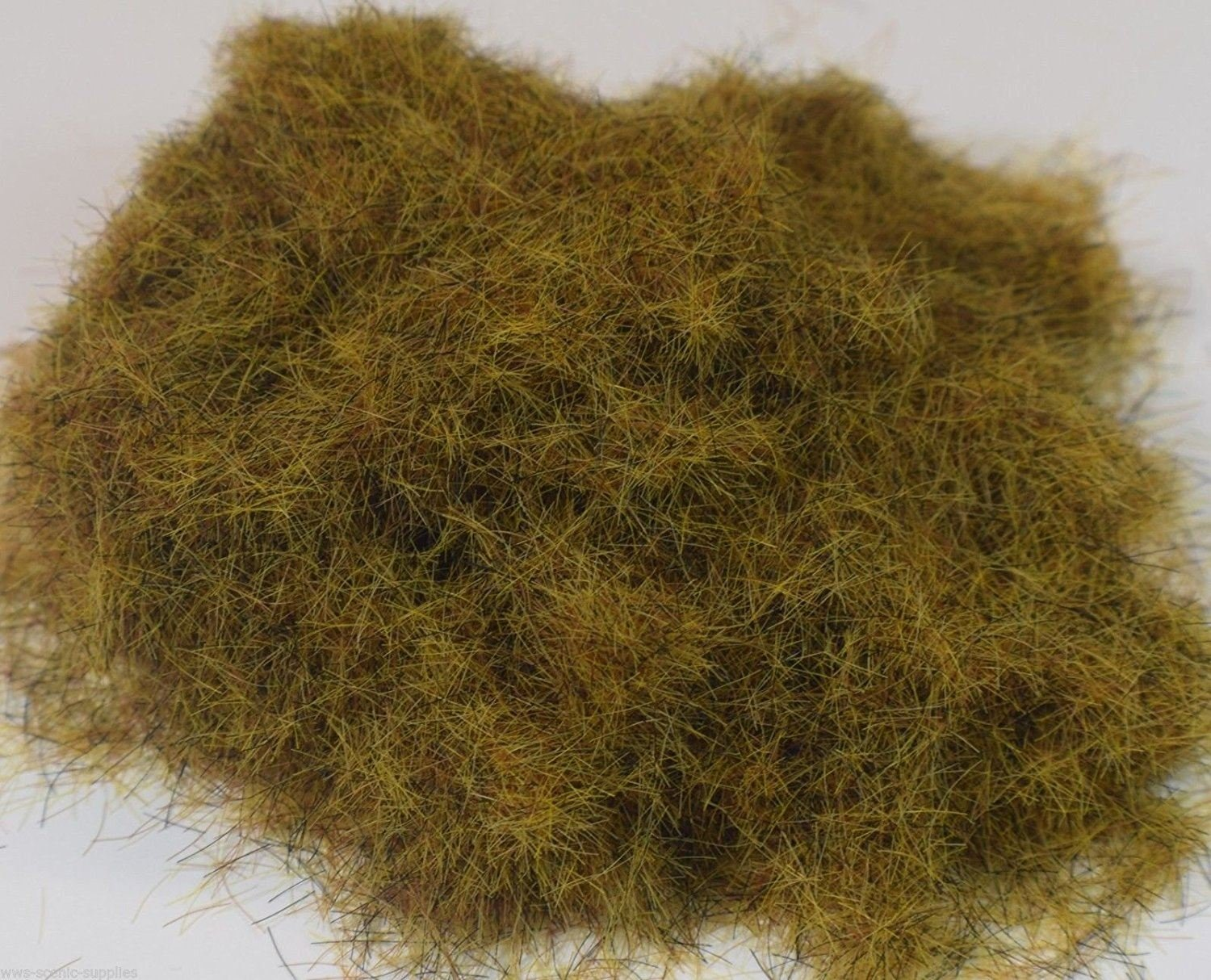 O WWS Patchy 6mm Mix Modell Basing Static Grass 20g G N.Z Wargames HO // OO TT