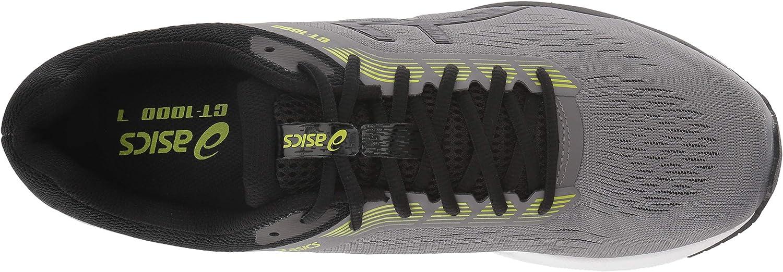 ASICS - Herren Gt-1000 7 (2E) Schuhe Carbon/Black