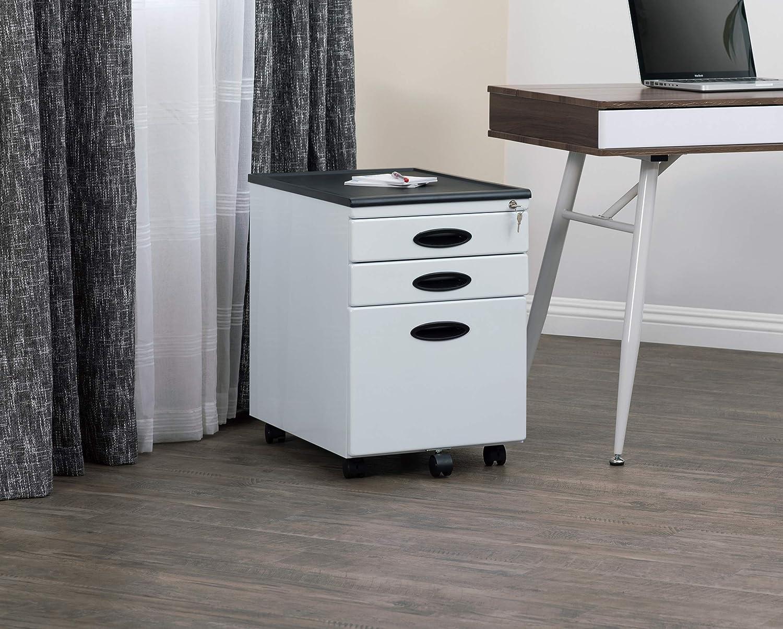 Studio Designs 51104BOX Calico Designs File Cabinet, Multicolor
