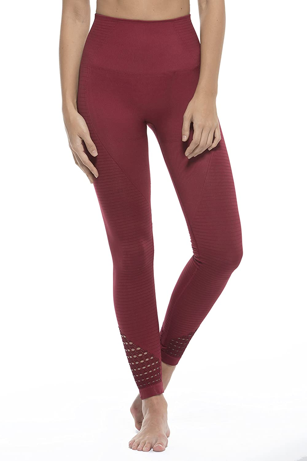 5d3c51a38fffc ... Workout Running Leggings Ankle, Seamless Tummy Control. Wholesale Price:  92% nylon 8% spandex ▻ MATERIAL ◅ 92 % nylon+8 % spandex, these yoga pants  ...