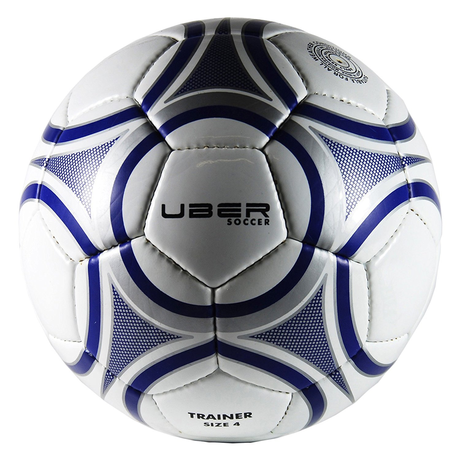 Uber Soccer Trainer Soccer Ball Bundle - Set of 12 - Size 5 by Uber Soccer (Image #1)