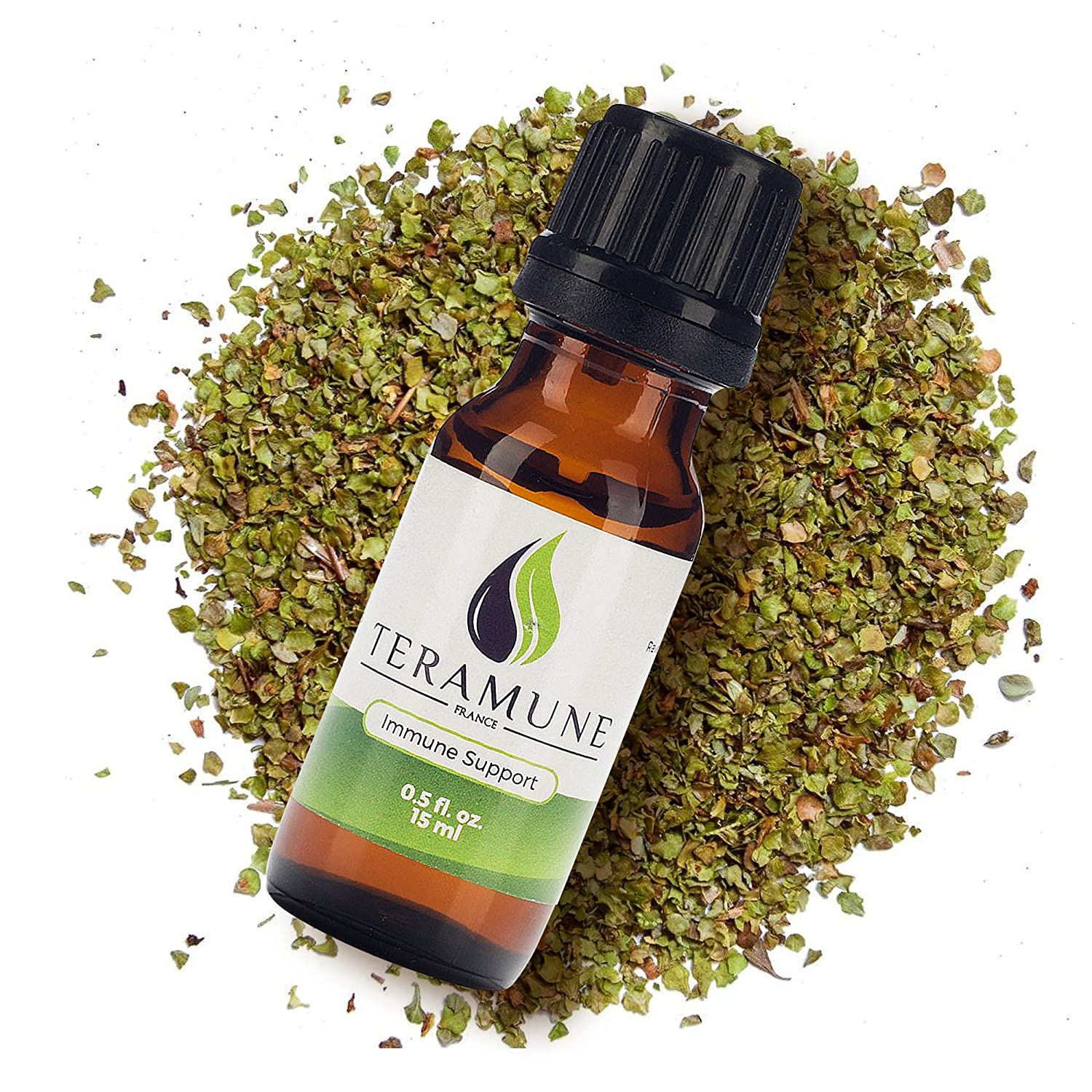 Immune System Booster - Peppermint Essential Oil - Eucalyptus Essential Oil - Essential Oil Blends - Immunity Booster - Immunity Essential Oils - Immune Essential Oil - Immune Support 15 ml - TERAMUNE