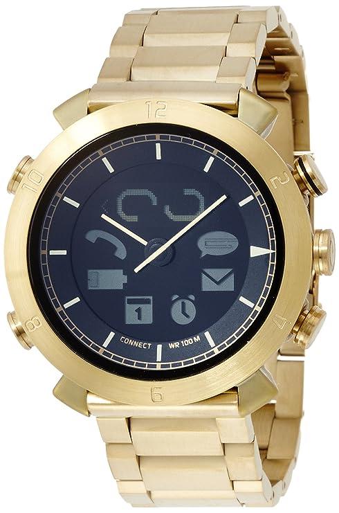 Cogito Classic Stainless Steel Reloj Inteligente Oro: Amazon.es: Electrónica