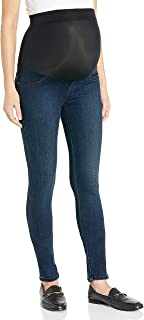 product image for James Jeans Women's Twiggy Maternity External Band Skinny Jean in Cult