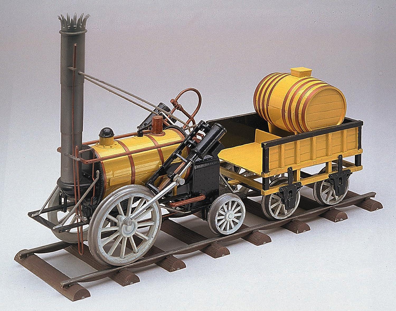 Minicraft Models Rocket Locomotive 1//26 Scale