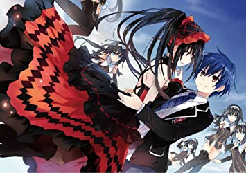 Athah Designs Anime Date A Live Kurumi Tokisaki Shido Itsuka 13 19 Inches Wall Poster Matte Finish Amazon In Home Kitchen Stream tracks and playlists from shido itsuka on your desktop or mobile device. kurumi tokisaki shido itsuka