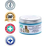 Forticept Blue Butter Antimicrobial Gel, Antiseptic Hydrogel Dogs Wound Care, Dogs & Cats for Skin Infections, Rashes…