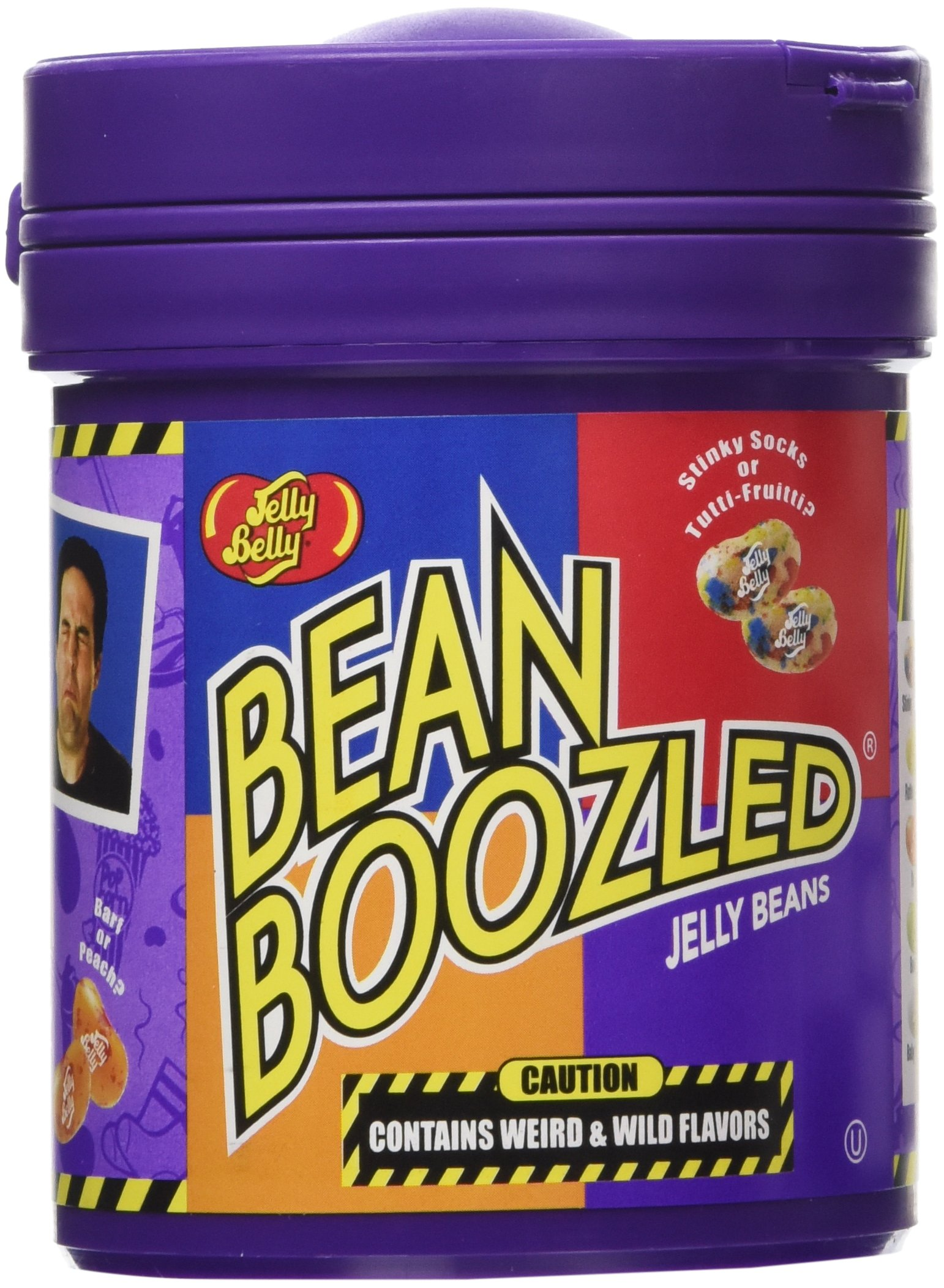 Jelly Belly 63965 3.5 Oz. Beanboozled Mystery Bean Dispenser (Pack of 12) by Jelly Belly (Image #1)