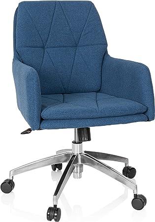 hjh OFFICE 670948 Fauteuil de Home Office Shake 350 Tissu