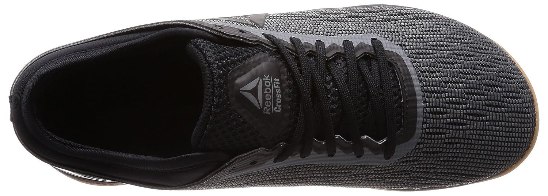 Reebok Crossfit Nano 8 Flexweave, Zapatillas de Deporte para Hombre, Negro (Black/Alloy/Gum Black/Alloy/Gum), 45 EU: Amazon.es: Zapatos y complementos