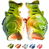 Coddies Fish Flops | Unisex Slippers, Flip Flops, Slide Sandals, Pool & Beach Shoes | Fin-Tastic Style for Your Soles…