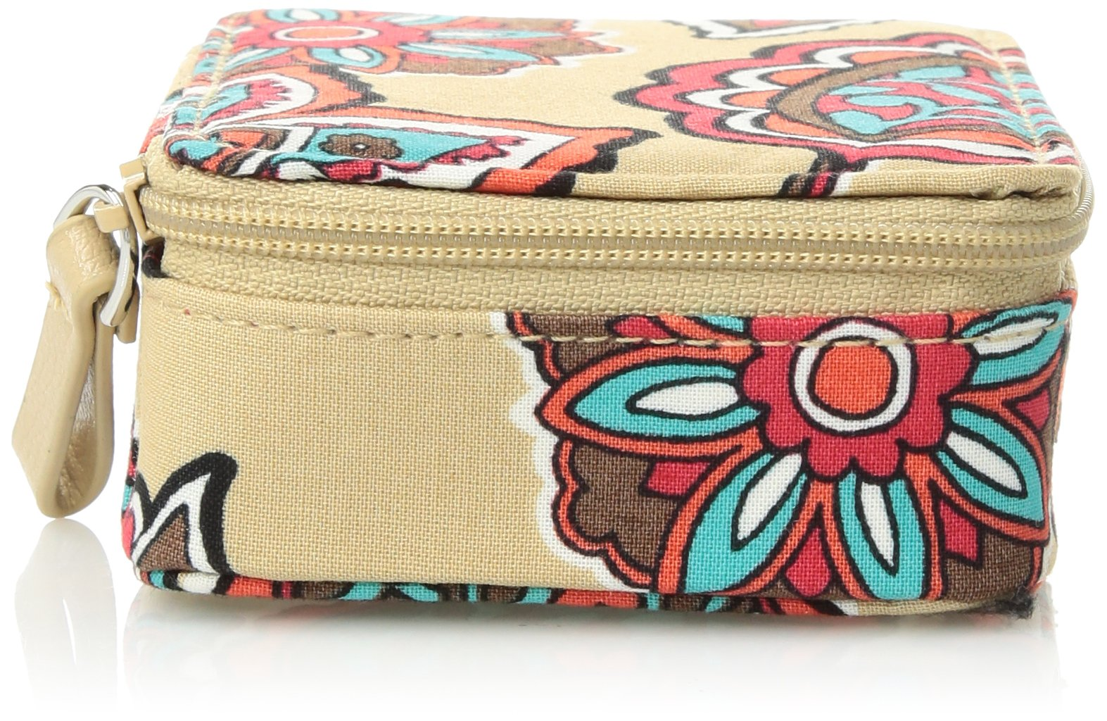 Vera Bradley Iconic Travel Pill Case, Signature Cotton, Desert Floral by Vera Bradley (Image #3)