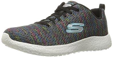 cadb3ef6284b Skechers Women s Burst New Influence Fashion Sneaker