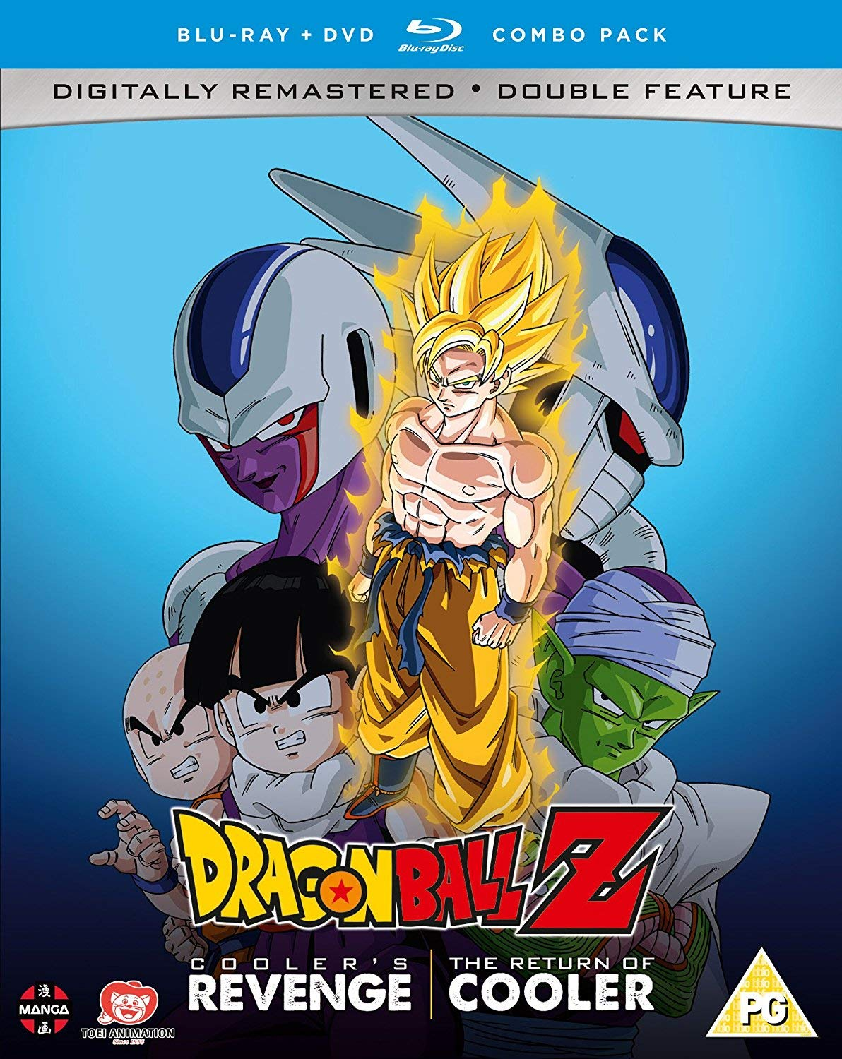 Dragon Ball Z Movie Collection Three: Coolers Revenge/Return of ...