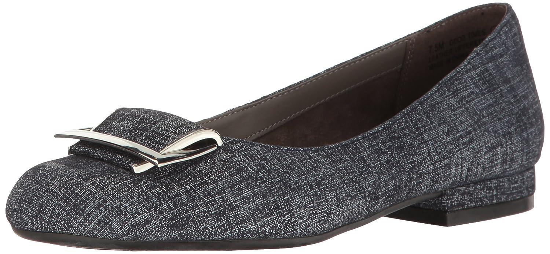 Aerosoles Women's Good Times Slip-On Loafer B06X6H1DPK 8.5 B(M) US|Denim