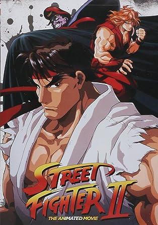 Amazon Com Street Fighter Ii The Animated Movie Kenji Haga