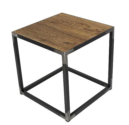Spinder Design John - Mesa Auxiliar, 40 x 40 x 40 - Herrero ...