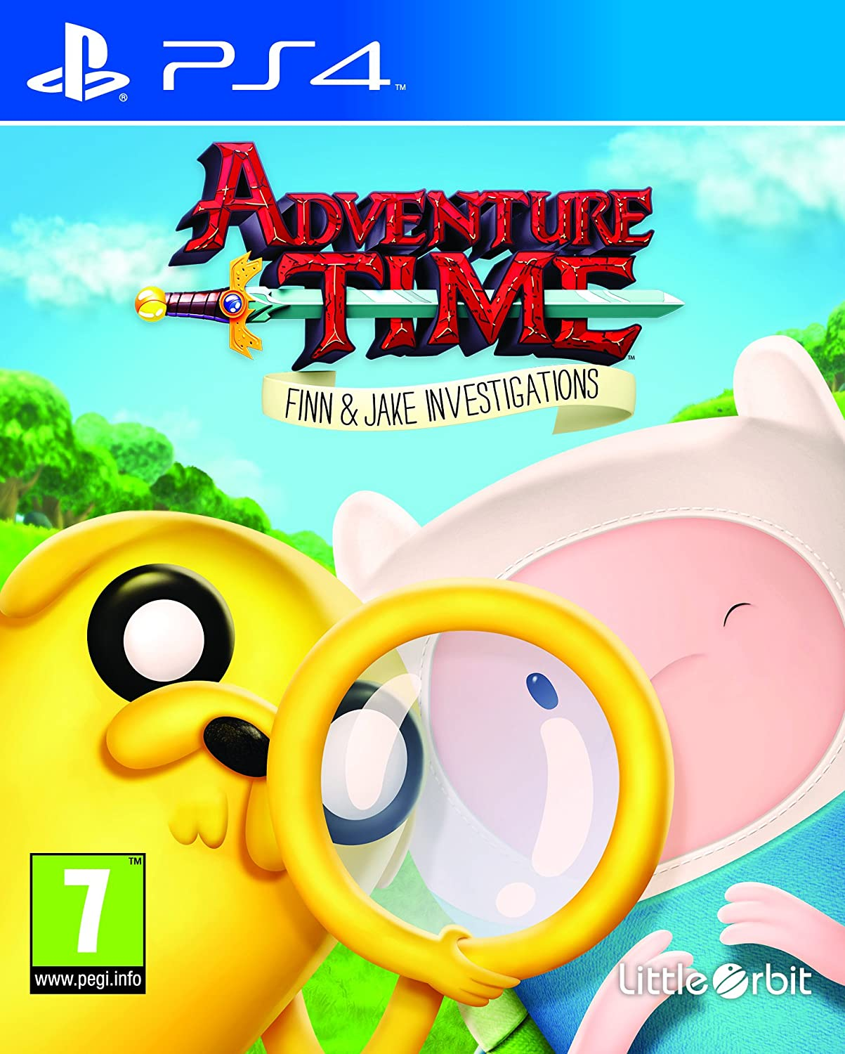Adventure Time: Finn And Jake Investigations [Importación Inglesa]: Amazon.es: Videojuegos