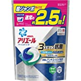 アリエール 洗濯洗剤 パワージェルボール3D 詰め替え 超ジャンボ 44個入
