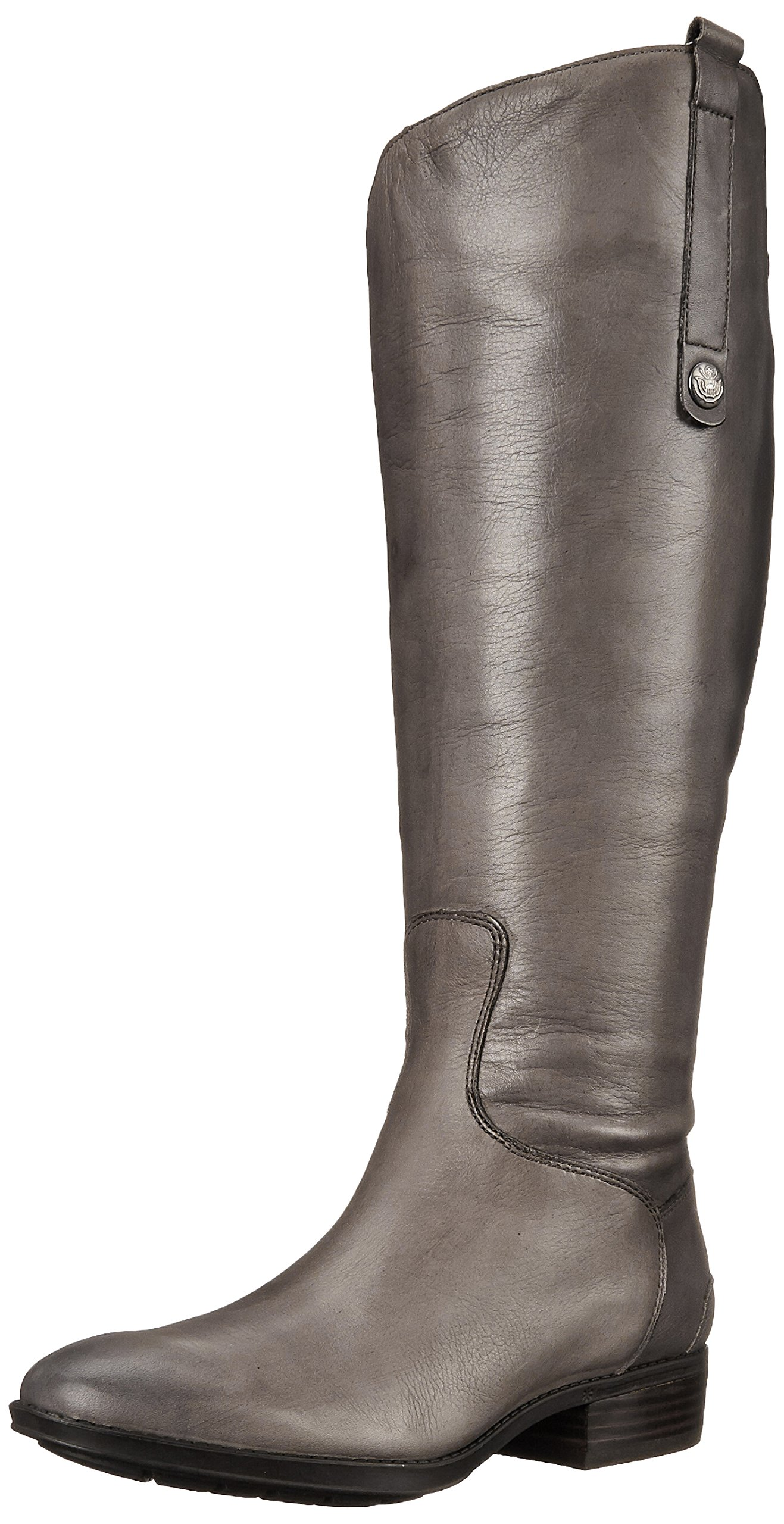 Sam Edelman Women's Penny 2 Riding Boot, Grey Frost, 8 M US by Sam Edelman