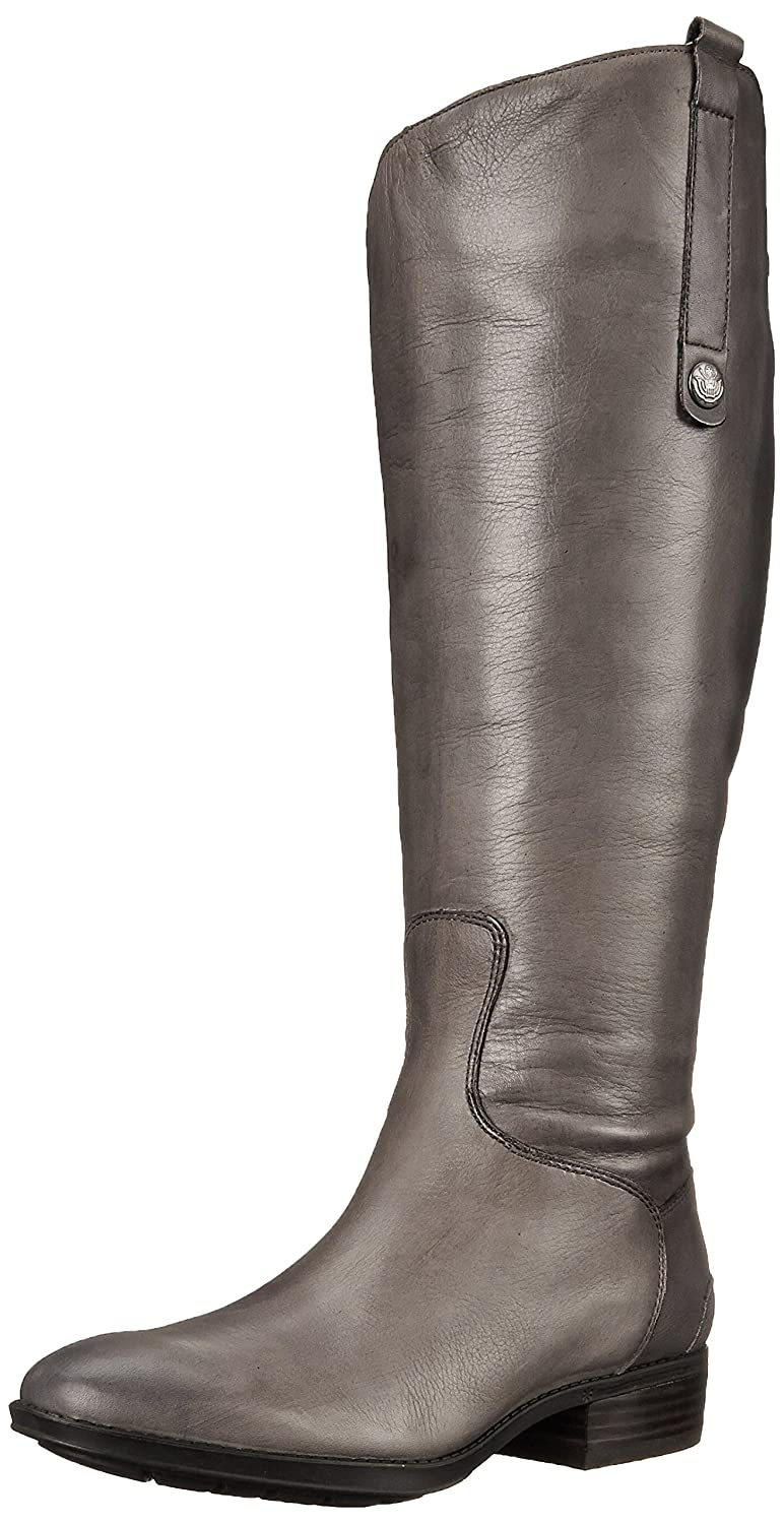 Grey Frost Sam Edelman Women's Penny 2 Wide Shaft Riding Boot