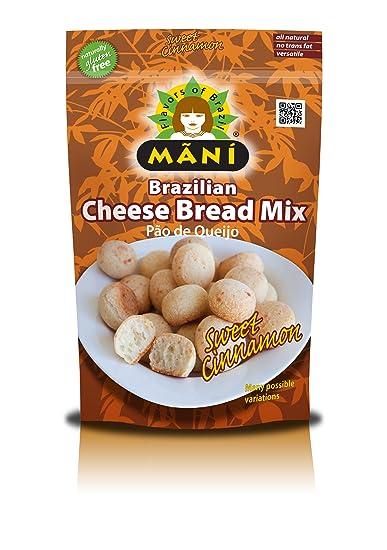 Queso de Brasil Pan Mix (PÃo de Queijo): Amazon.com: Grocery ...