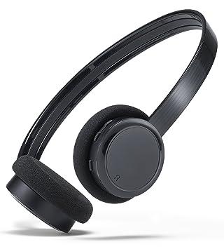 Status Audio BT-1 - Auriculares inalámbricos con Bluetooth, color negro: Amazon.es: Electrónica