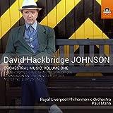 Johnson:Orchestral Music Vol 1 [Royal Liverpool Philharmonic Orchestra ] [Toccata Classics: TOCC0393]