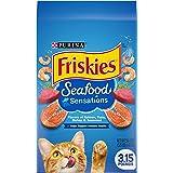 Purina Friskies 1.42 Kg Seafood Sensations Cat Dry Food