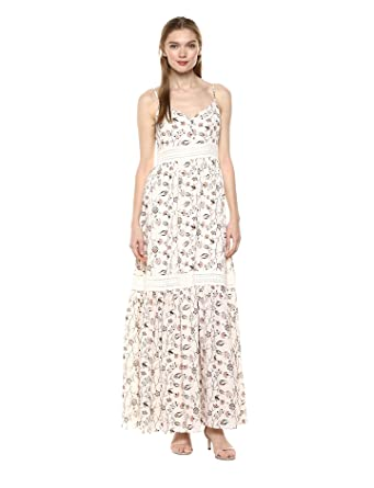 f556d7c635 Jack by BB Dakota Women's What Grows Around Printed CDC Maxi Dress, ...