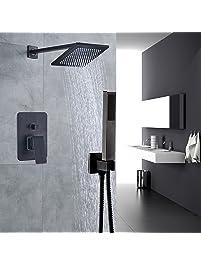 Bathtub Amp Shower Systems Amazon Com Kitchen Amp Bath