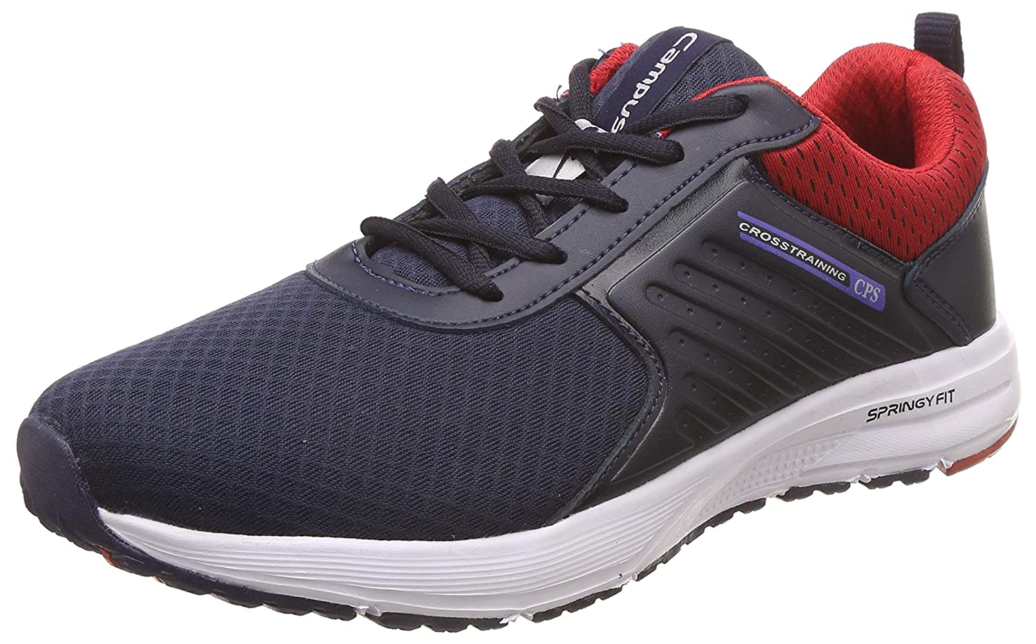 Campus Men's Continent-4 Running Shoes