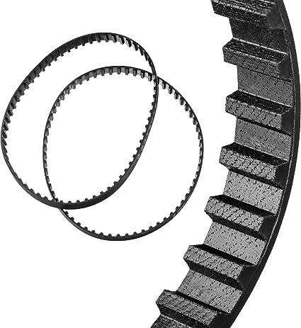 SEARS ROEBUCK CRAFTSMAN 4 BELT SANDER 315.11782 Drive Belts Set For High Strength Rubber Belts.