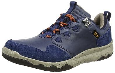 212a9e205 Teva Men s Arrowood Lux Wp Low Rise Hiking Shoes  Amazon.co.uk ...