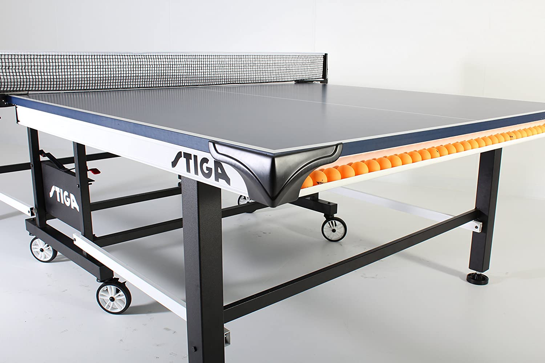 A ket asztallap ugyanakkora  300 - Amazon Com Stiga Sts 520 Table Tennis Table Stiga Table Tennis Table Outdoor Sports Outdoors
