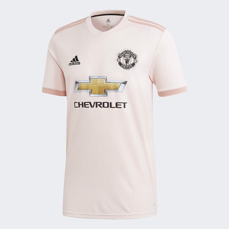 adidas Manchester United FC - Camiseta de fútbol para hombre