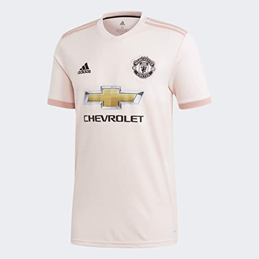 amazon com adidas men s soccer manchester united fc away jersey clothing adidas men s soccer manchester united fc away jersey