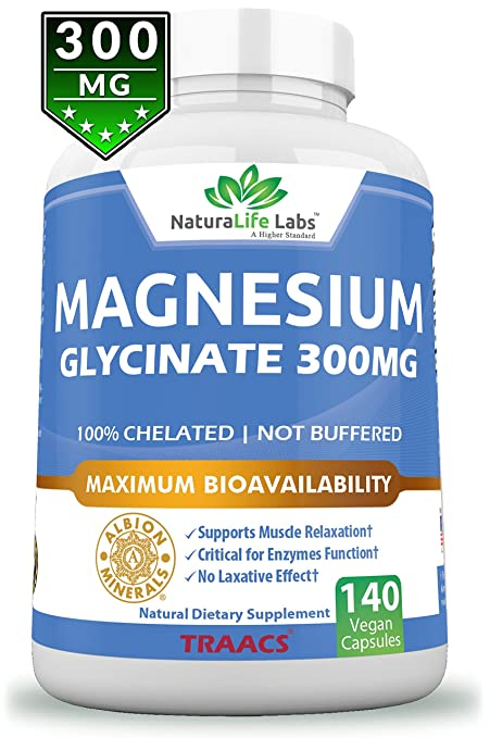 NaturaLife Labs Magnesium