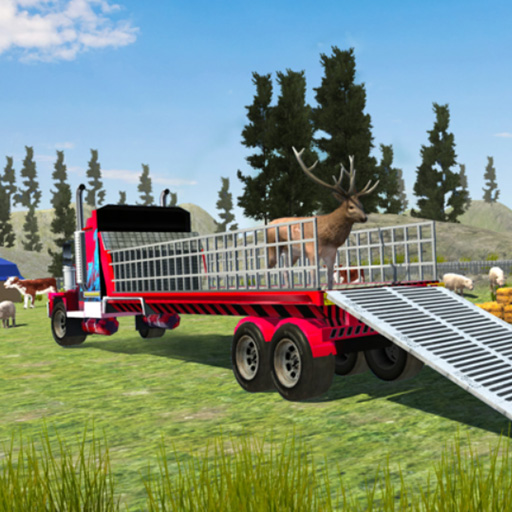 Offroad Big Rig Truck Animal Transport Big Rig Truck Games