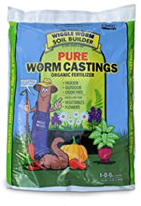 Worm Castings Organic Fertilizer