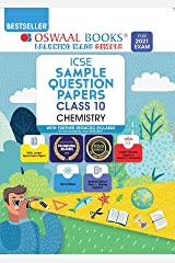 Oswaal ICSE Sample Question Papers Class 10 Chemistry Book (Reduced Syllabus for 2021 Exam) Kindle Edition