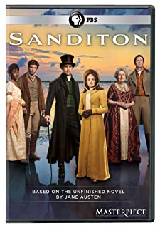 Book Cover: Masterpiece: Sanditon