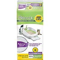 Purina Tidy Cats Cat Litter Accessories; Breeze Pads Refill Pack Multi Cat Litter - 8 ct. Bag