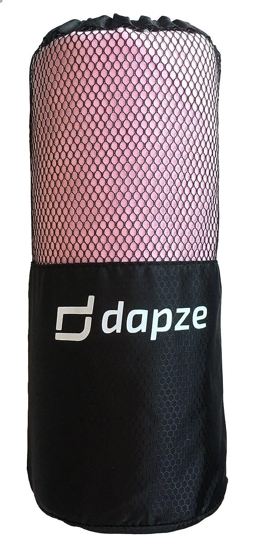 Toalla de Microfibra - Secado rápido - Grande, súper absorbente, ligera y compacta. Diseñada para deportes, viajes y actividades al aire libre.
