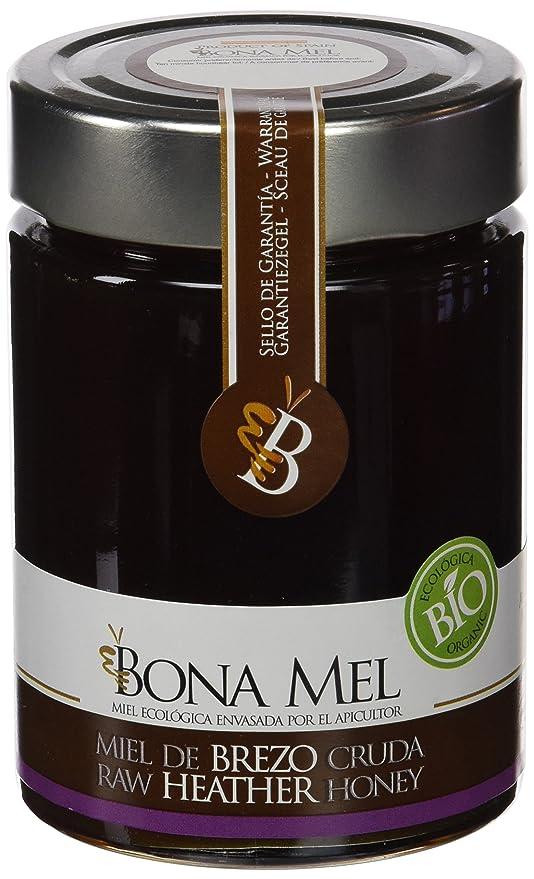 Bona Mel Miel de Brezo - Paquete de 10 x 450 gr - Total: 4500 gr: Amazon.es: Alimentación y bebidas