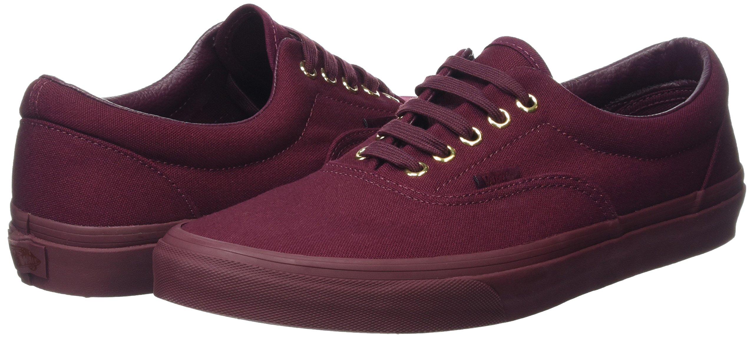 89d857fc281e73 Vans Era (Gold Mono) Port Royale Size Men 5.0   Women 6.5 - VN0003Z5JRR-710    Fashion Sneakers   Clothing
