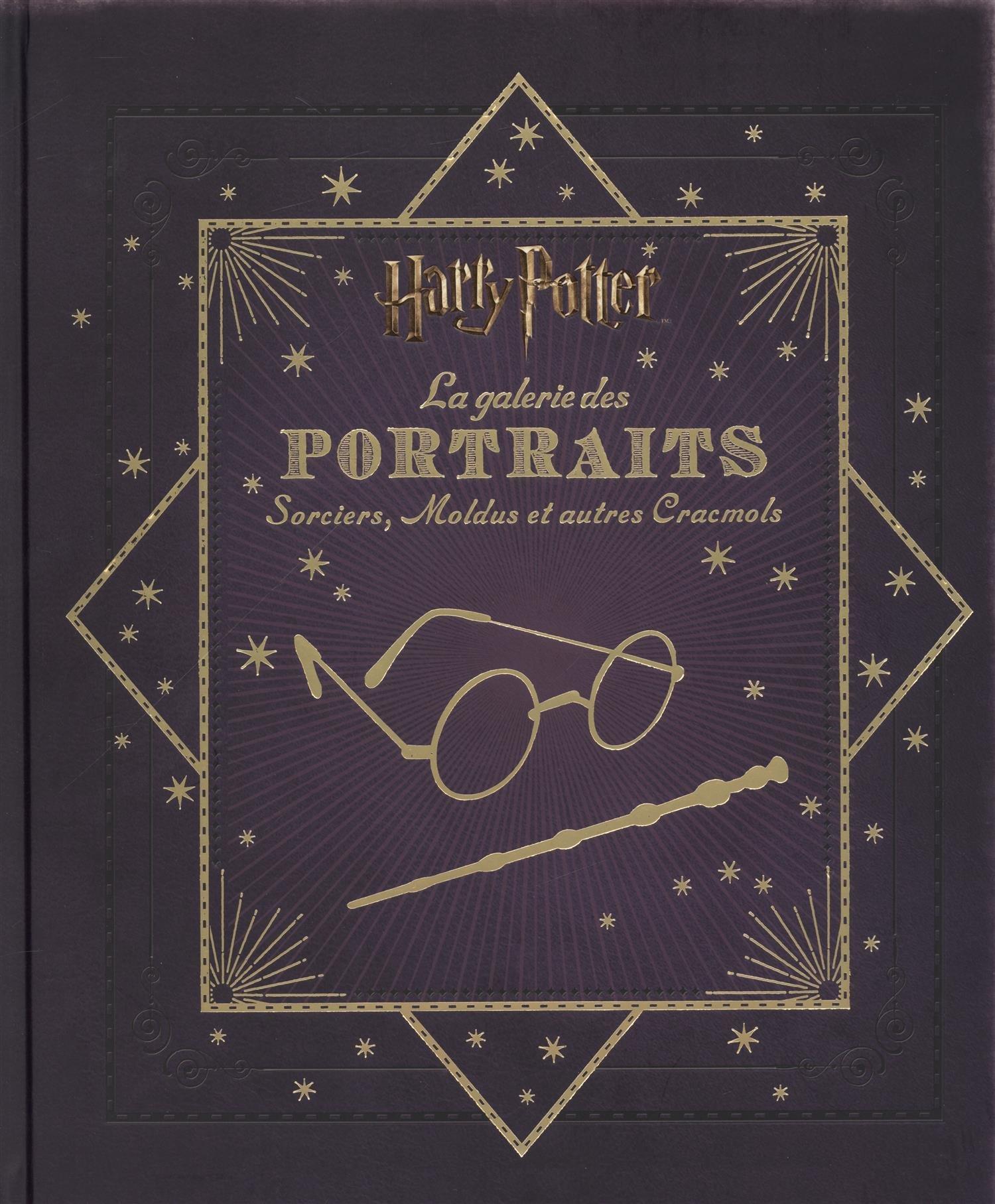 Harry Potter La Galerie Des Portraits Jody Revenson