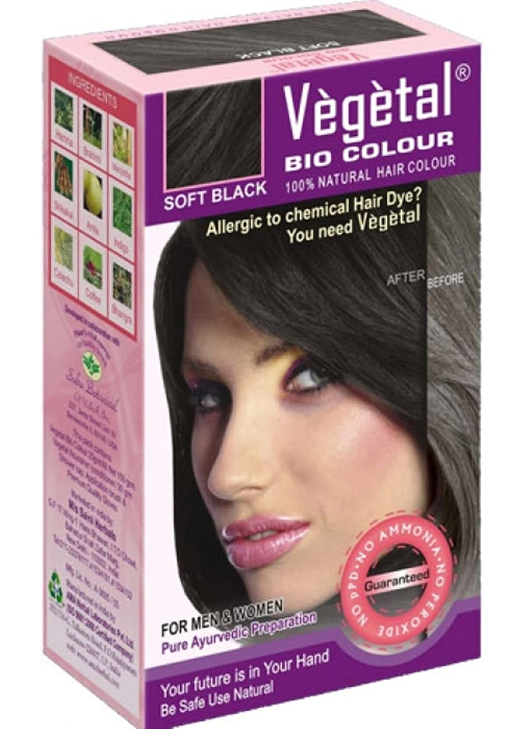 Vegetal Hair Dye – What Is It And Why To Use It