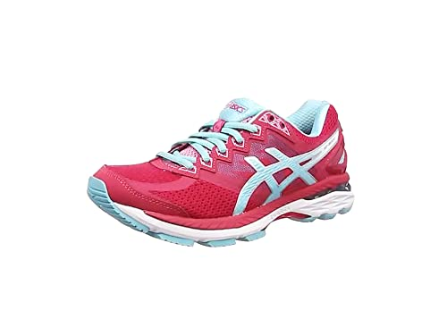Asics Gt-2000 4, Women's Running Shoes, Pink (Azalea/Turquoise/